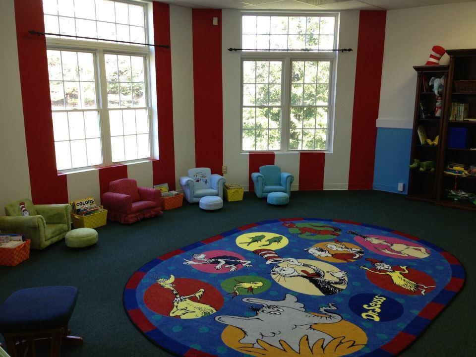 U201cDr. Seussu201d Toddler Room!