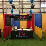 Kid Kampus Booth at the All About Kids Expo! - Sportsplex Halfmoon 2013
